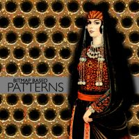 39 Bitmap Based Patterns  24 by paradox-cafe