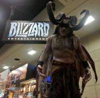 Illidan at SDCC 2013! by Shyailu
