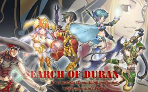 Search of Duran by Etude-Xillia