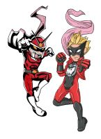 Viewtiful and Wonderful by OneSharpClown