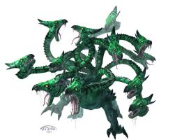 Hydra by TARGETE