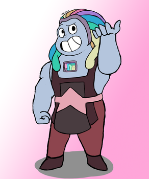 Bismuth (probably) by MC-Sqrd