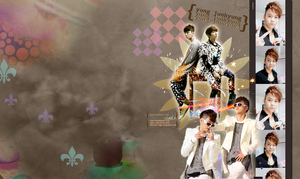 JunHyung Wallpaper by ciael