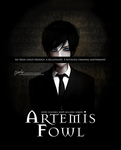 Artemis Fowl by germanmissiles