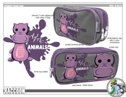 Promotion Kids Items Pencil Case by AnatneM-Studios