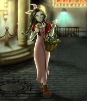 Aerith Startup by x-Memoire-x