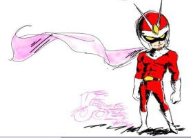 Viewtiful Joe -pchat- by viperxmns