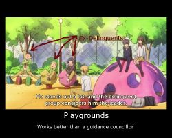 Japanese Playgrounds by Kiplerr