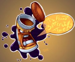 Peanut Butter Jelly Time: twei by Nubry