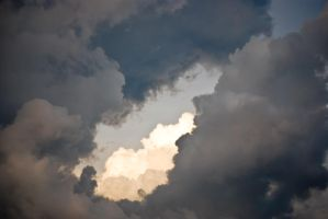 Dark and Light Clouds by eanimusic