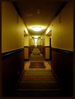 Hotel hallways of the world 2 by scarlet1800