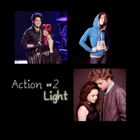 Action 2 Light by cecywentz