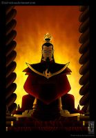 Fire Lord Ozai by Cid-Vicious