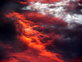 Turbulent Sky by Sharondipity