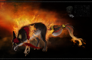 Commission- Hellfire by FearTheLiving27