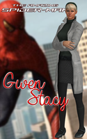 Gwen Stacy (Oscorp) by Sticklove