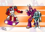Swerve and Cygate by Demonology7789