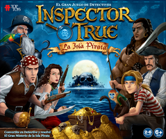 Inspector True - Pirats pack by martinorona