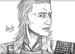 Loki, brother of by Hitoriedo