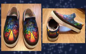 Custom Muse Shoes by Fruba