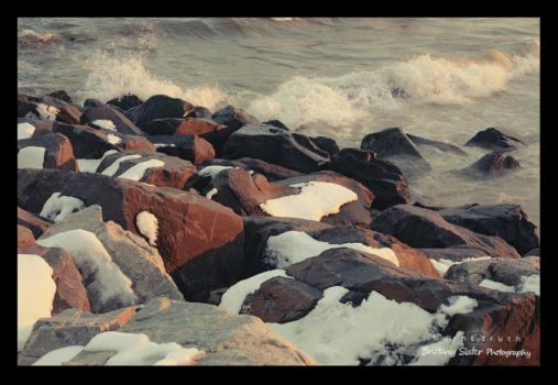 Rocky Shores by burnt-truth