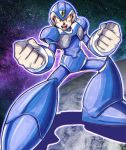 Megaman X by guerotheartist