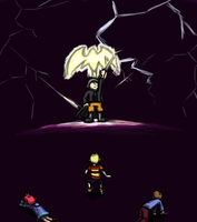 SPOILERS Mother 3 Final Battle by Magic-Cake-Woman