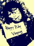 Happy Creepy B'day, Vha! by AraShinju