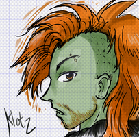 Klotz (updated) by magicalclaire