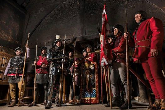 At the Ready by MedievalJunkie