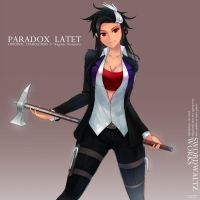Comm : Paradox Latet by Sword-Waltz