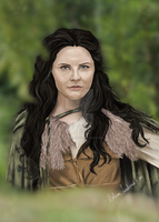 Snow White - Ginnifer Goodwin by EvelinaLindqvist