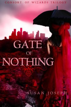 Book Cover - Gate of Nothing by BrynaHarper