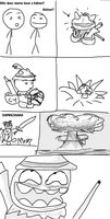 LoL comic Teemo by evilreintje