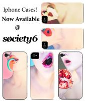 Lip Lockdown Cases by B-Rye1001
