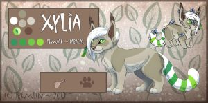 Xylia Ref Fall 2013 by Tremlin