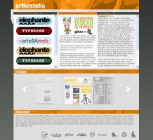 .: Web Layout :. by tongastock
