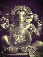 Lord Ganesha by chauhan03