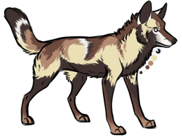 Amata puppy design by stellified