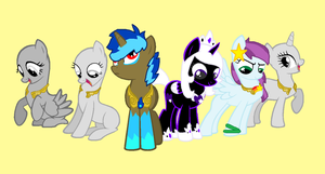 Colab (unfinished) by Honey-PawStep