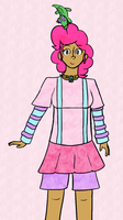 Humanized Pinkie Pie by Gadvac