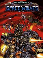 Warhammer 40k - SPACE WOLVES by ReptileCynrik