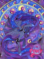 Clear is the Night by HallowGazer