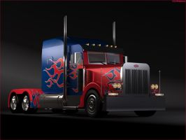 Peterbilt Prime by darefi