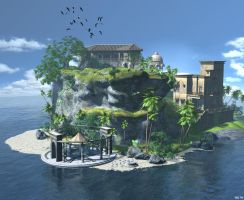 Random Resort by Hera-of-Stockholm