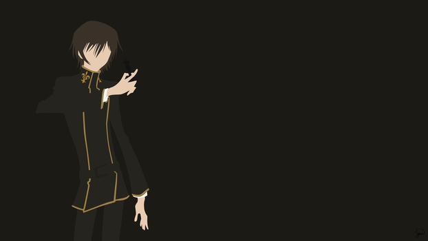 Lelouch vi Britannia#3 {Code Geass} by greenmapple17