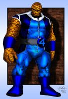 Ben Grimm AKA The Thing by Balsavor