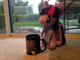 Book Horse Tea by IFlySNA94