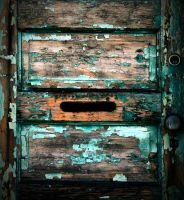 Mail Slot On The Safety Boot Shack in Robling NJ by PAlisauskas