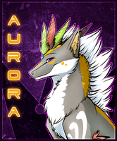 G - Rora Badge by pandalecko